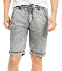 inc men's logan cloud shorts, created for macy's