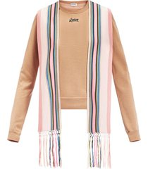 sweater stripe bands