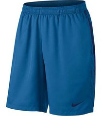pantaloneta nike court azul