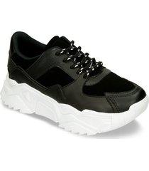zapatos casuales negro bata isoli mujer