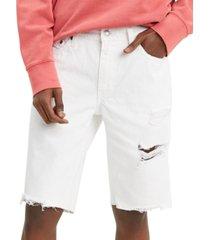 "levi's 511 men's slim cutoff 12"" shorts"