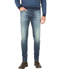 vanguard jeans v7 slim riders identity blauw