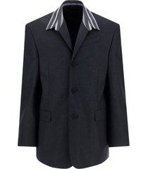 giacca uomo tailored