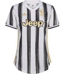 juventus women's home jersey t-shirts & tops football shirts wit adidas performance