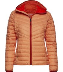 siri outerwear sport jackets orange tenson