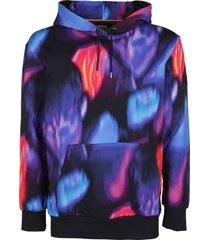 paul smith multicolor cotton sweatshirt