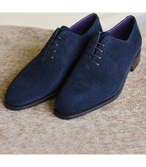 men navy blue suede leather derby shoes mens formal shoes mens dress shoes