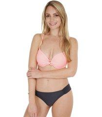 bikini copa liso coral h2o wear