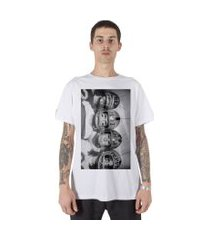 camiseta   stoned red hot chilli peppers branca