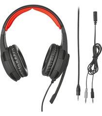 audifono diadema gamer trust gxt 310 radius 3.5 mm