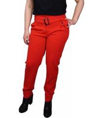 pantalón colombiano rojo bartolomeo