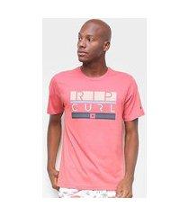 camiseta rip curl ultimate masculina