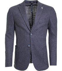7square jacket grijs melange