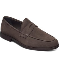truman loafers låga skor brun camper