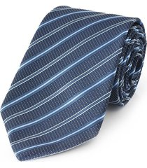 corbata azul briganti