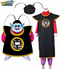 dragonball dragon ball z il re kai cosplay costume halloween anime outfit custom