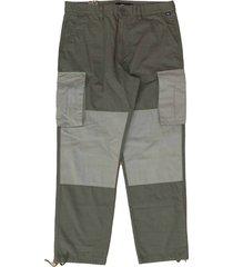 pantalone duffle cargo pant
