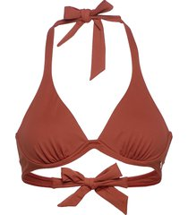 1fronda bikinitop oranje max mara leisure