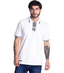 camiseta tipo polo-goco-1716-blanco
