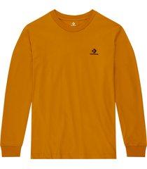 converse camiseta foundational long sleeve