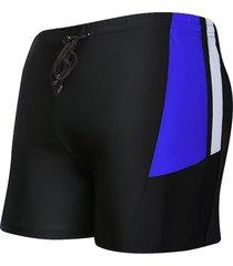 costume da uomo plus comfy tronchi di boxer ad asciugatura rapida