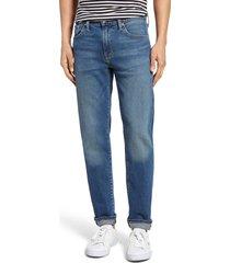 jeans para hombre levi's 511 ajustados -azul