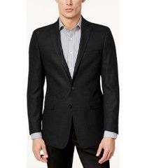calvin klein men's slim-fit stretch sport coat