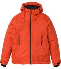 giacca tecnica invernale (arancione) - bpc bonprix collection