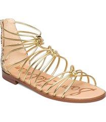 emi shoes summer shoes flat sandals rosa sam edelman