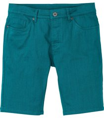 bermuda elasticizzati regular fit (blu) - bpc bonprix collection