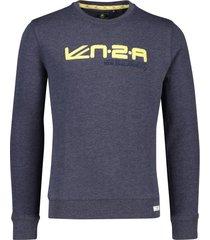 nza sweater waharoa donkerblauw