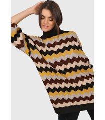 sweater amarillo eco sistema