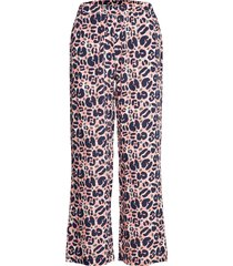 ladies trousers, lulu vida byxor rosa nanso