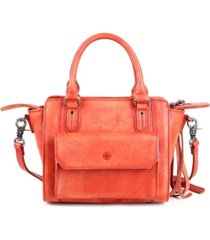 old trend maya leather crossbody bag