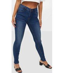 noisy may nmjen nw s.s shaper jeans vi021mb n slim