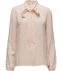 cream 10603843 bowie blouse rose dust