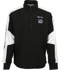trainingsjack puma bmw mms woven jacket