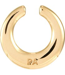 'poema' cutout ring ear cuffs