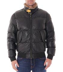 parajumper lristof jacket - black pmjckleo6