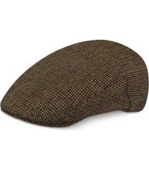 country gentleman hat, british ivy cap