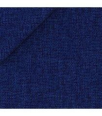giacca da uomo su misura, drago, blu hopsack, quattro stagioni | lanieri