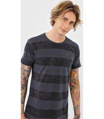 camiseta rip curl bold gabe grafite - grafite - masculino - dafiti