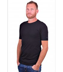 alan red t-shirt ottawa black two pack (stretch )