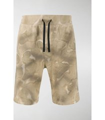 1017 alyx 9sm print jersey shorts