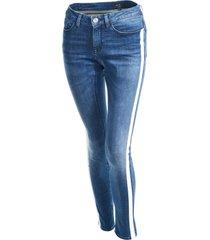 opus skinny jeans elma stripe