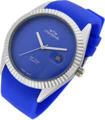 reloj azul montreal