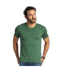 camiseta vlcs mind slim viscolycra verde