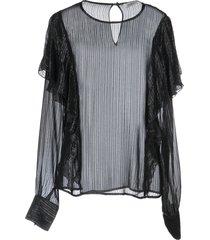 black coral blouses