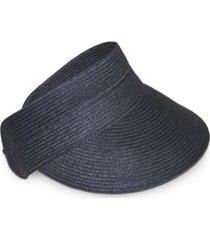 nine west packable classic braid sport visor