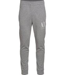ax man trousers sweatpants mjukisbyxor grå armani exchange